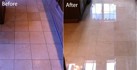 Marble Tile Restoration Burlington