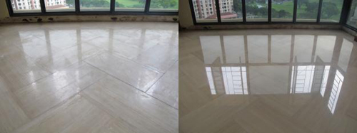 Marble floor polishing Burlington