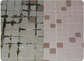 tile restoration Burlington
